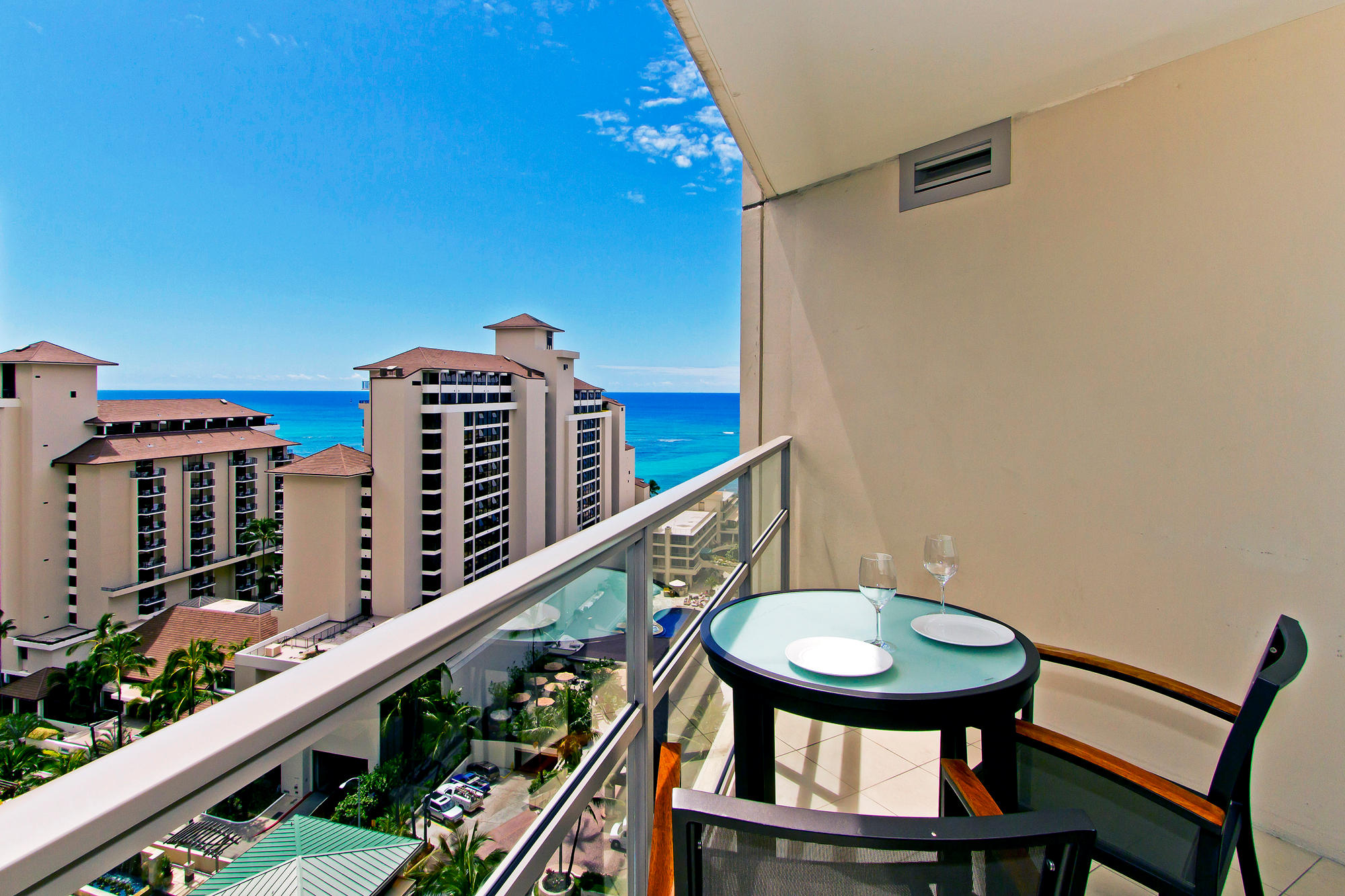 Best Trump Tower Waikiki Studio With Ocean View Hawaii Real - Hawaii architecture firms